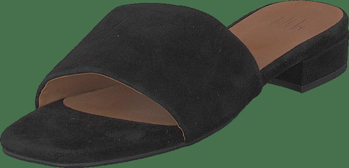 Billi Bi - Sandals Black Suede