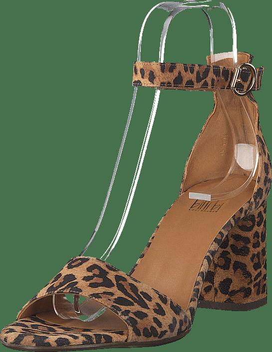 Billi Bi - Sandals Leopardo Suede