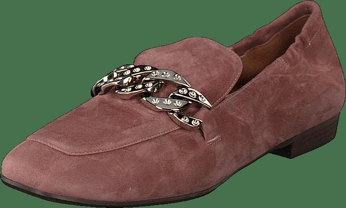 Billi Bi - Shoes Dark Bardom Pink/silver