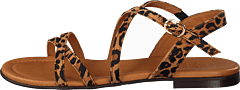 Sandals Leopardo Suede