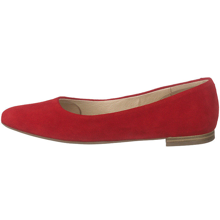 Femme Chaussures Acheter Caprice Alisa Red Sued Chaussures Online
