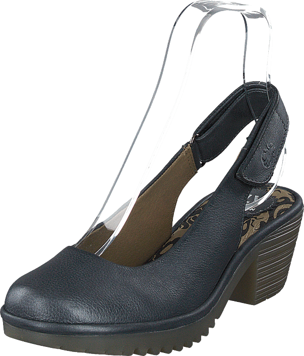 Fly London - Wurt020fly Janeda Anthracite