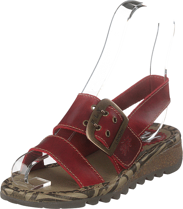 Buy Fly London Tapi K Bridle Red red Shoes Online  c1e77477c3