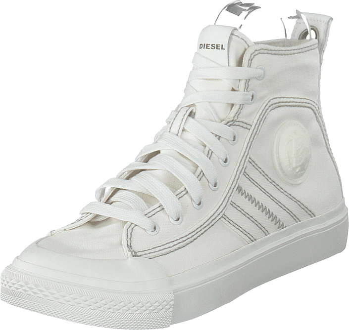 Diesel - S-astico Mid Lace W Star White
