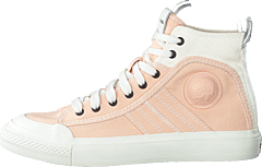 S-astico Mid Lace W Star White/cream Tan
