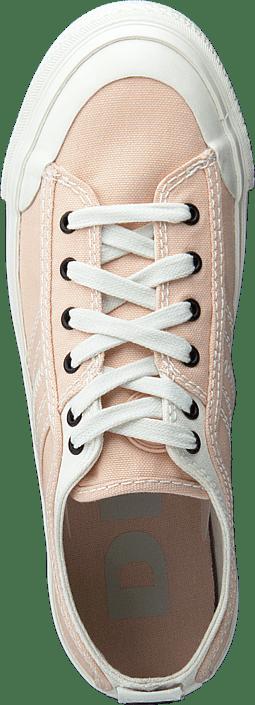 S-astico Low Lace W Star White/cream Tan