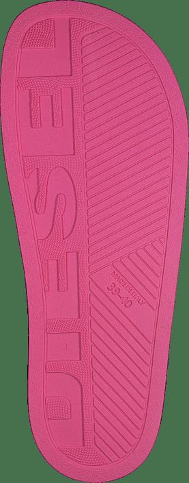 Diesel - Sa-valla W Pink Carnation/star