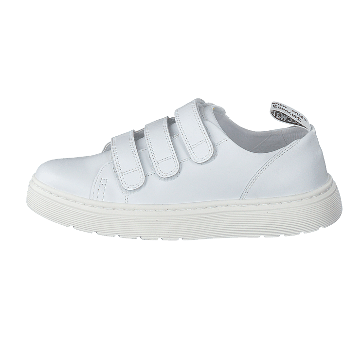 newest collection great deals 2017 new lifestyle Osta Dr Martens Dante Strap White kengät Online | FOOTWAY.fi