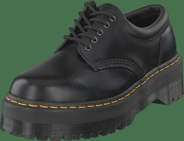 16c4b4b1a927 Buy Dr Martens 8053 Quad Black grey Shoes Online