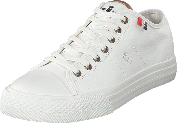 Bromley Wmns Sneaker Offwhite
