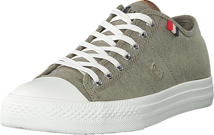 Bromley Wmns Sneaker Khaki