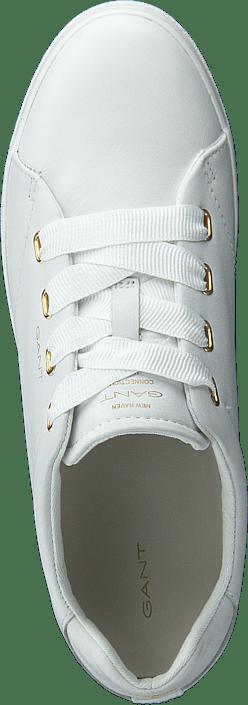 Köp Gant Aurora G290 Bright White Skor Online | FOOTWAY.se