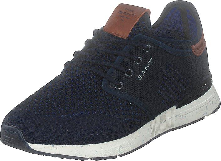 Gant Atlanta G69 Marine, Skor, Sneakers & Sportskor, Sneakers, Blå, Herr, 44