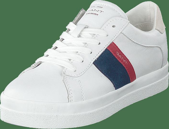 Aurora G282 Br.white/blue/red