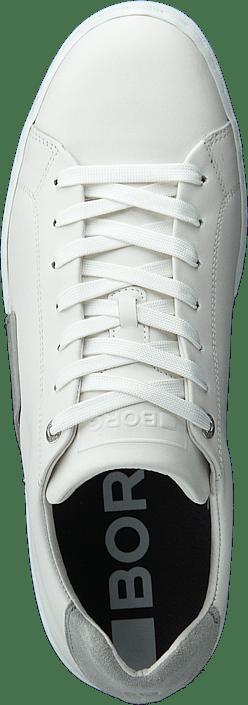 Clip M White/grey