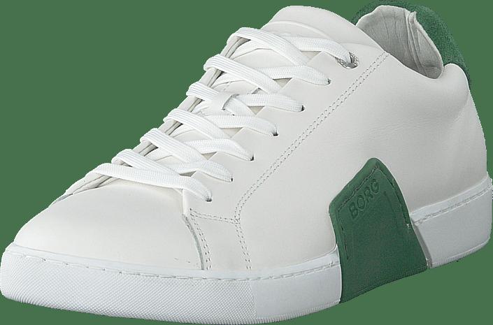 Björn Borg - Clip M White/green