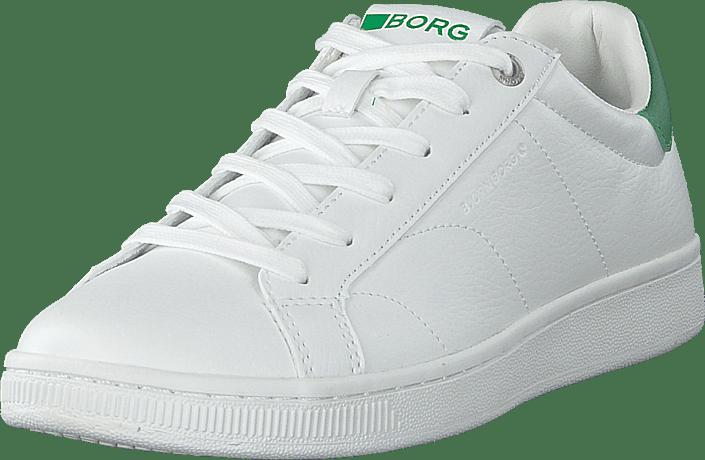 Björn Borg - T305 Low Cls M White/green