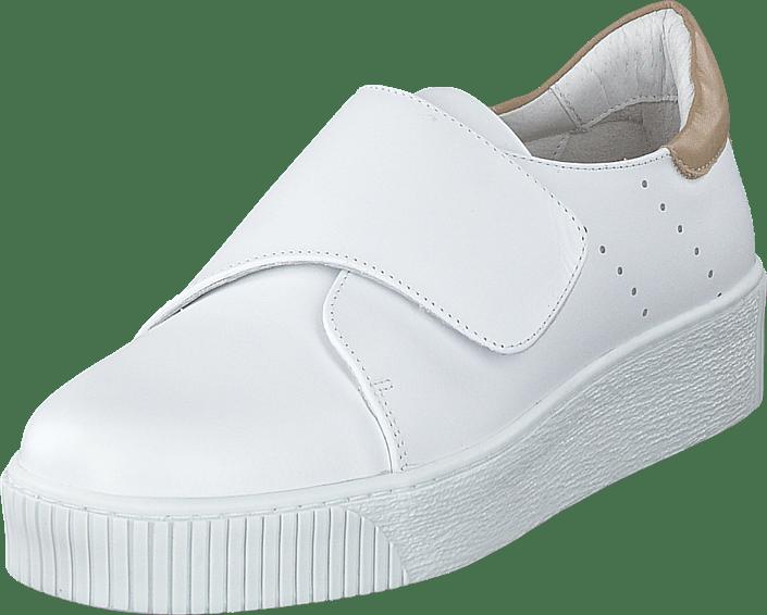 Sko Hvite Tango Faro Flats Online Kjøp Twist White Sneakers amp; qRwZ71C
