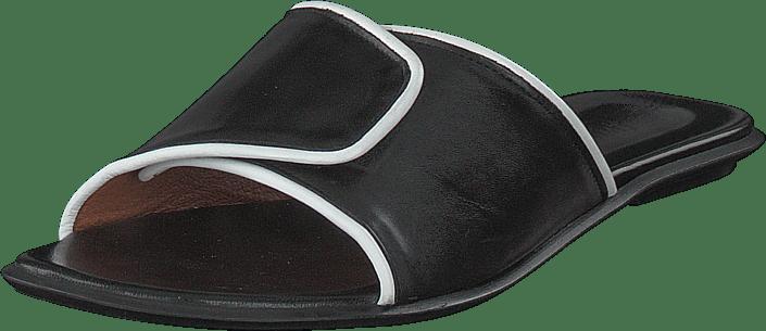 Twist & Tango - Natal Sandals Black