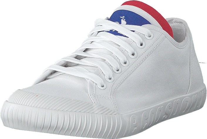 Le Coq Sportif - National Canvas Optical White