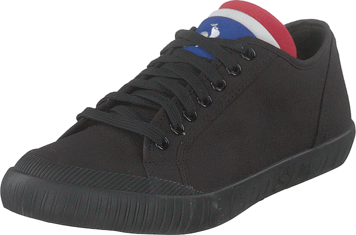 Le Coq Sportif - National Canvas Triple Black