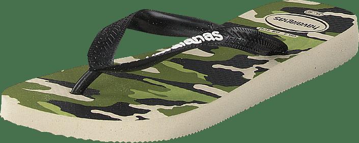 Havaianas - Top Camu Beige/black 9446