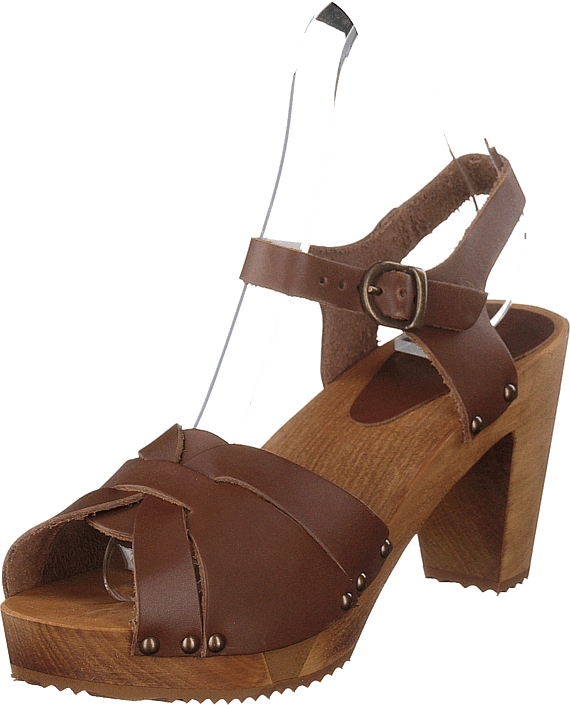 Sanita Clogs - Farina Mid Brown