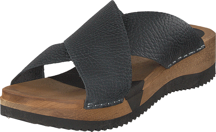 Sanita Clogs - Tanja Sport Black