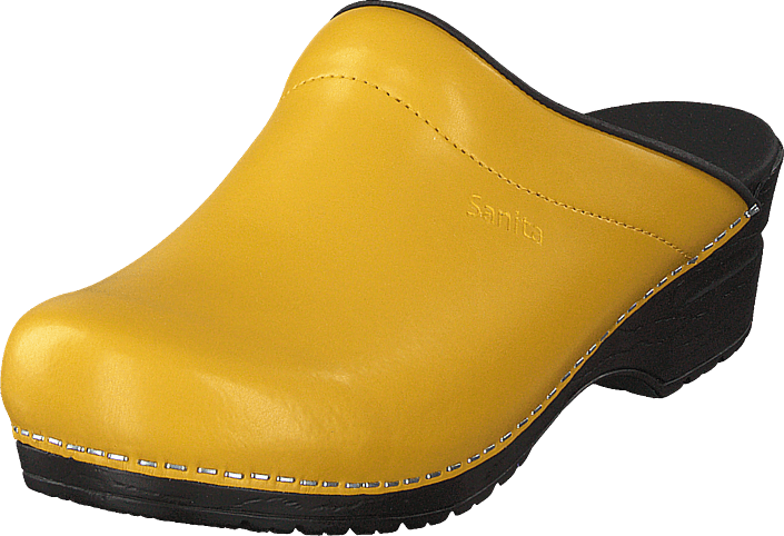 Sanita Clogs - Sonja Yellow