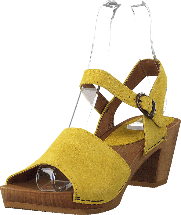 Sanita Clogs - Menna Yellow