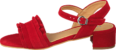 Holly Red Suede