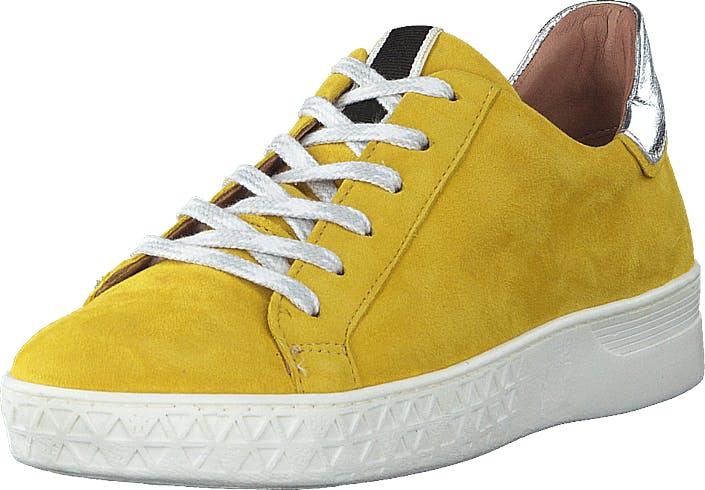 MJUS Yellow Sneaker Future Lemon/arg, Skor, Sneakers & Sportskor, Låga sneakers, Gul, Dam, 36