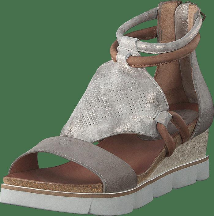 Grey Sandal Tapasita Medusa/fossil/sand