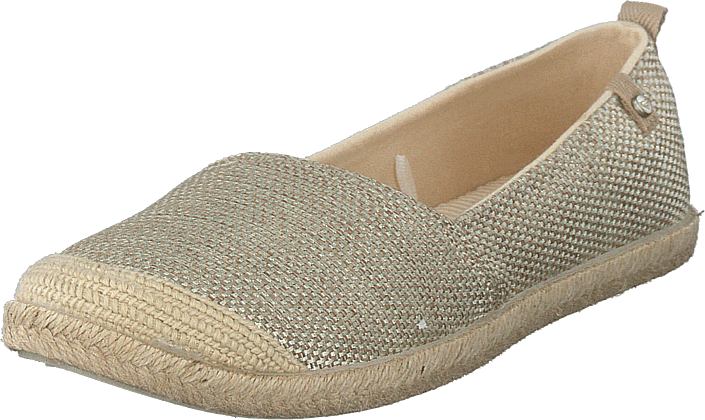 Flora II Gold/crem