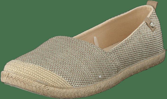 Roxy - Flora II Gold/crem