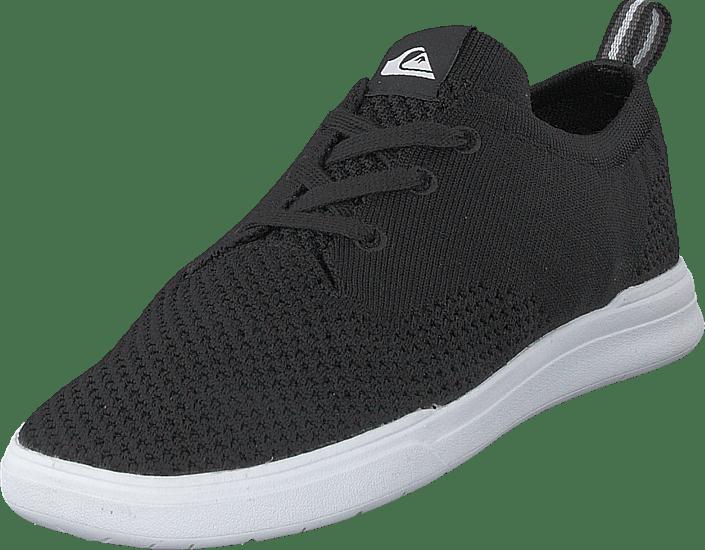 Quiksilver - Shorebreak Stretch Knit Black/black/white
