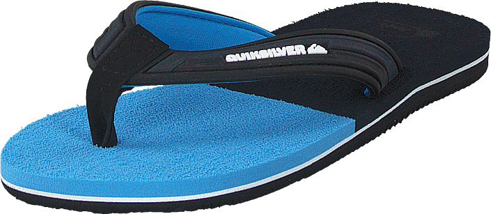Quiksilver - Molokai Eclipsed Deluxe Youth Black/grey/blue