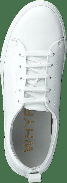 Sko Online Hvite Whyred Og Sportsko White Kjøp Reed Sneakers wTf7SUnqx