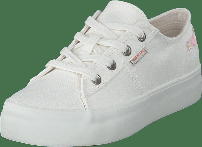 Pedestrian Sneaker Bright White