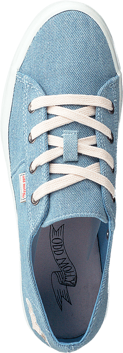 Dames Schoenen Koop Odd Molly Pedestrian Sneaker Light Denim Schoenen Online