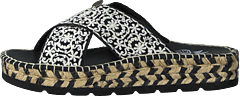 Walkability Slipper Black