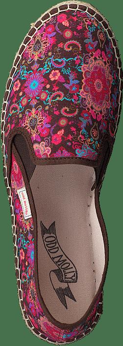 Odd Molly - Vibrant Walker Espadrillo Dark Brown