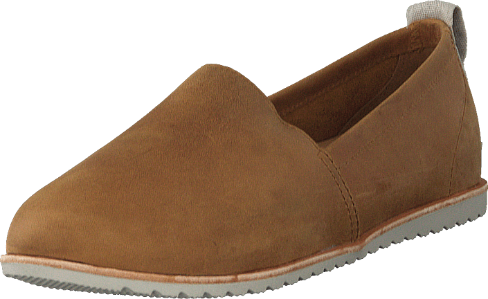 Sorel - Ella Slip On Camel Brown