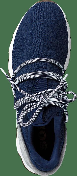 Sorel - Kinetic Lace Blue Shadow