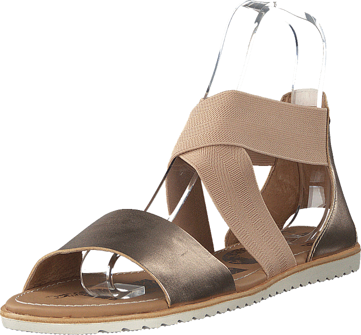 Sorel - Ella Sandal Warm Gold