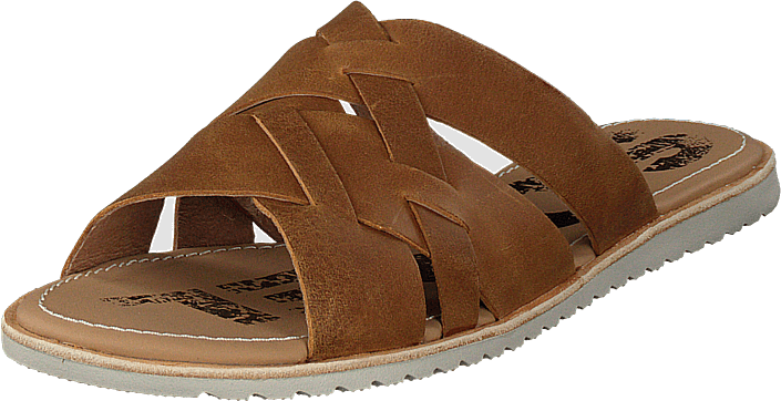 Sorel - Ella Slide Camel Brown