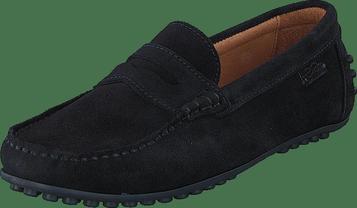 Marstrand - Driving Loafer Sde Navy