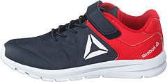 new product e0c8b 1b4d4 Reebok - Reebok Rush Runner Alt Collnavy primal Red