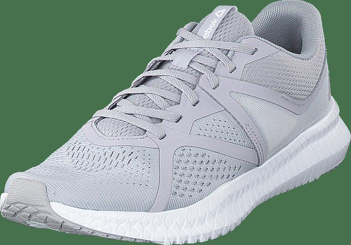 low priced 4b7a7 6895e Reebok - Reebok Flexagon Fit Cold Grey white