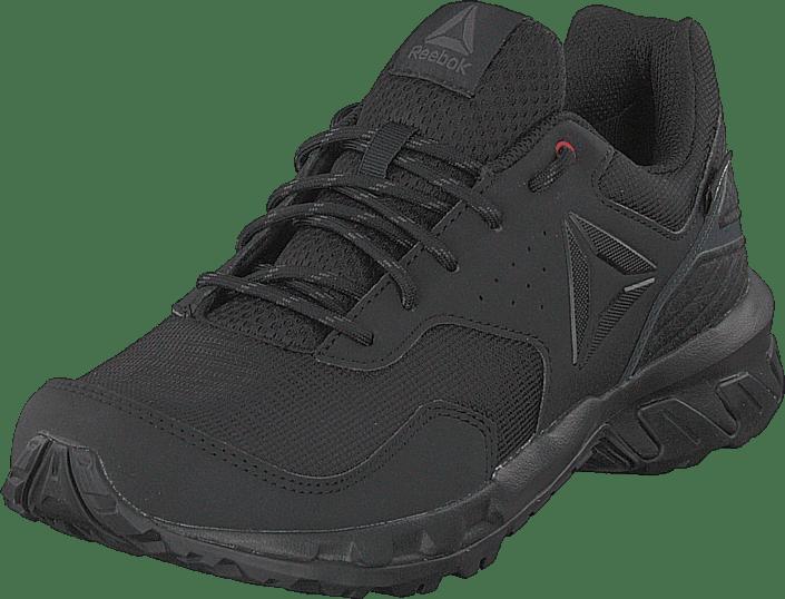 Reebok - Ridgerider Trail 4.0 Gtx Black/true Grey/red